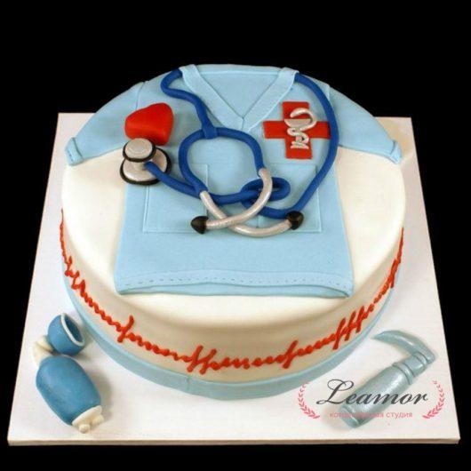 Торт врачу кардиологу