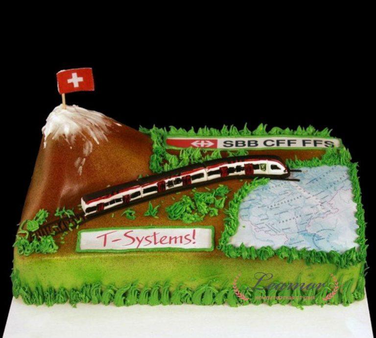 Торт для Т-Системс