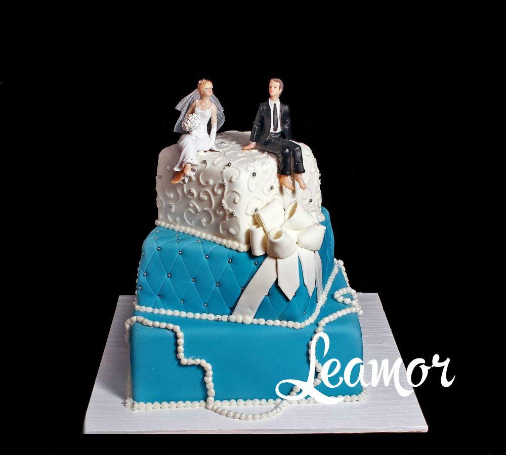 Свадебный торт Тиффани
