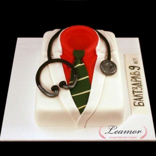 Торт доктору