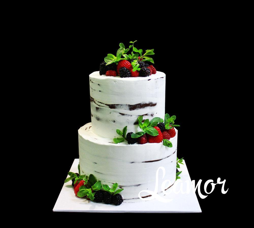 Свадебный торт Французская любовь