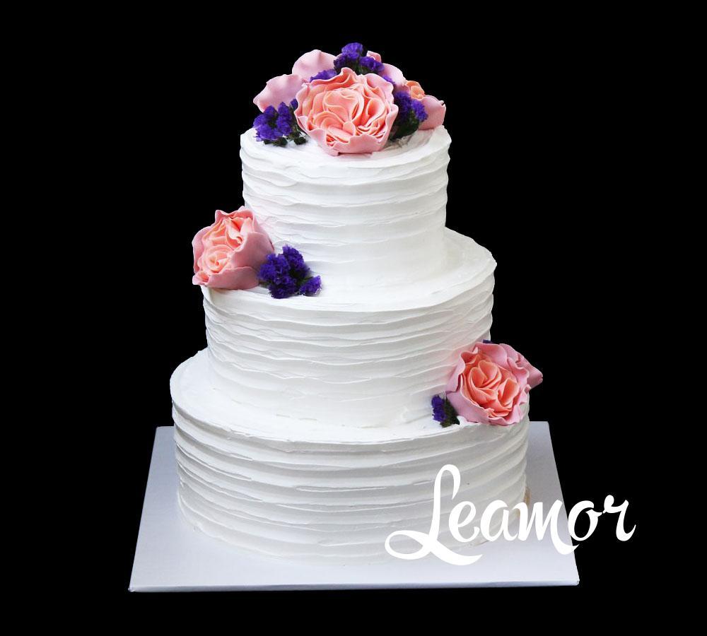 Свадебный торт Снежная Кармен