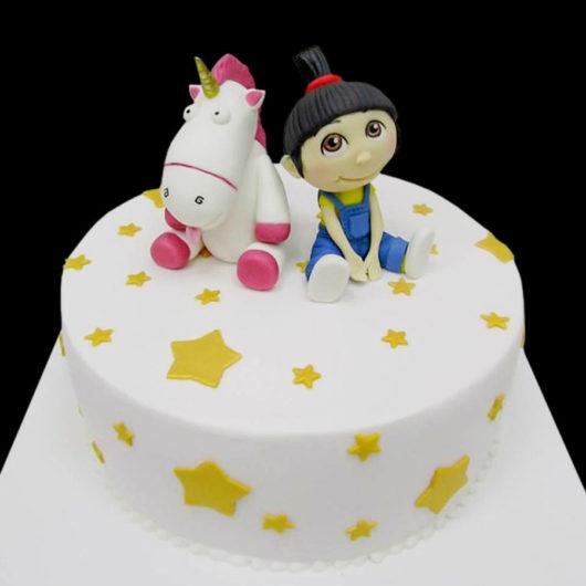 Заказать Торт Девочка с лошадкой в Ташкенте
